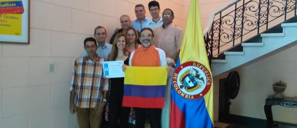 El Consulado de Colombia en La Habana se une a la conmemoración del Día Internacional de la Eliminación de la Violencia Contra las Mujeres