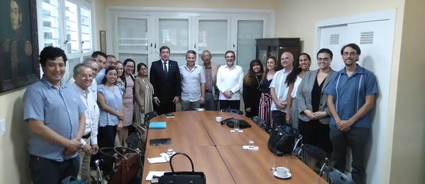 Consulado de Colombia participó en la reunión de Cónsules de América Latina y el Caribe
