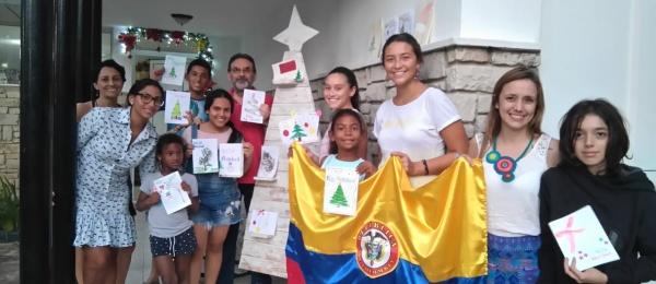 Consulado de Colombia en la Habana llevó a cabo actividad
