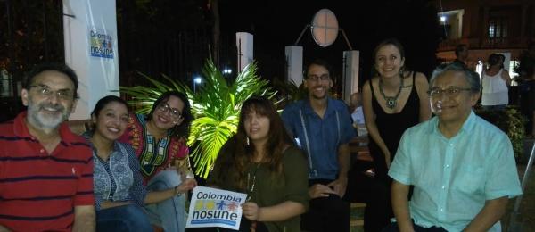 Colombianos se acercaron a sus raíces a través de muestra gastronómica y musical organizada por el Consulado en La Habana